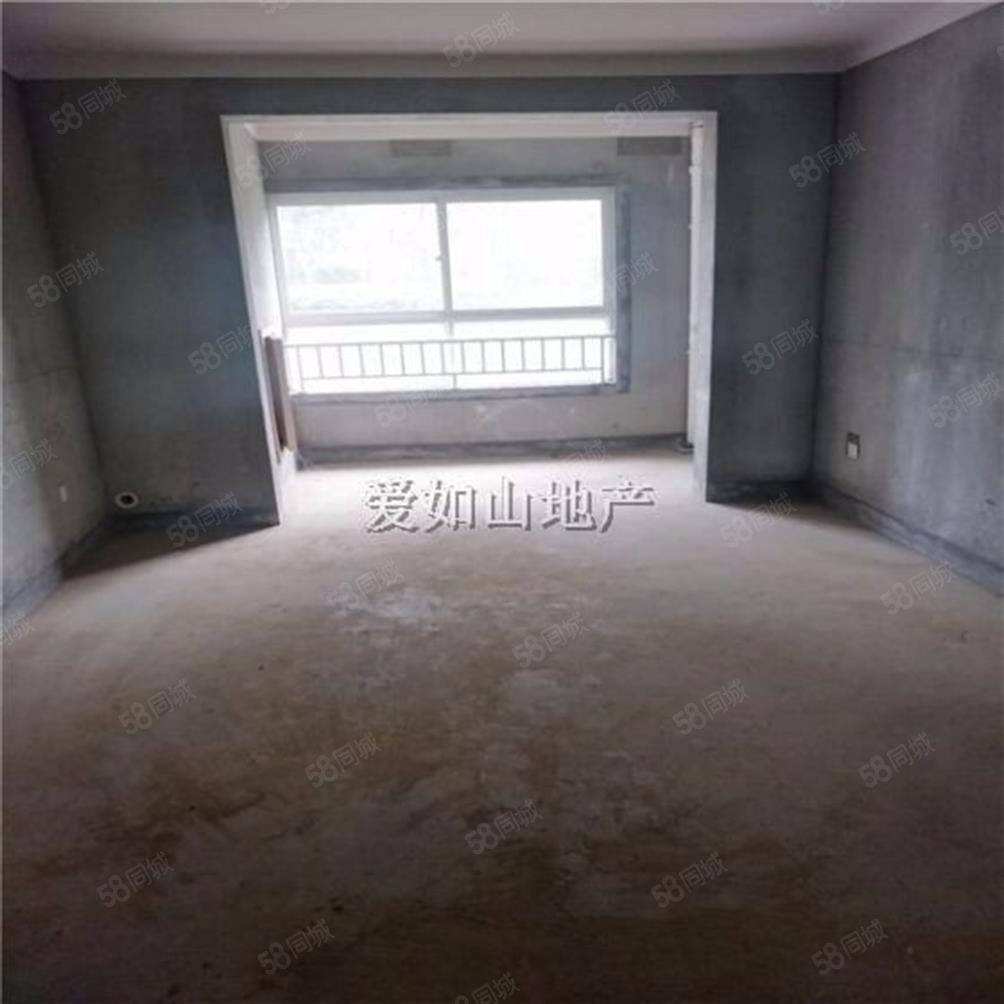 文承熙苑对面紫艺华府95平三房楼层好性价比超高