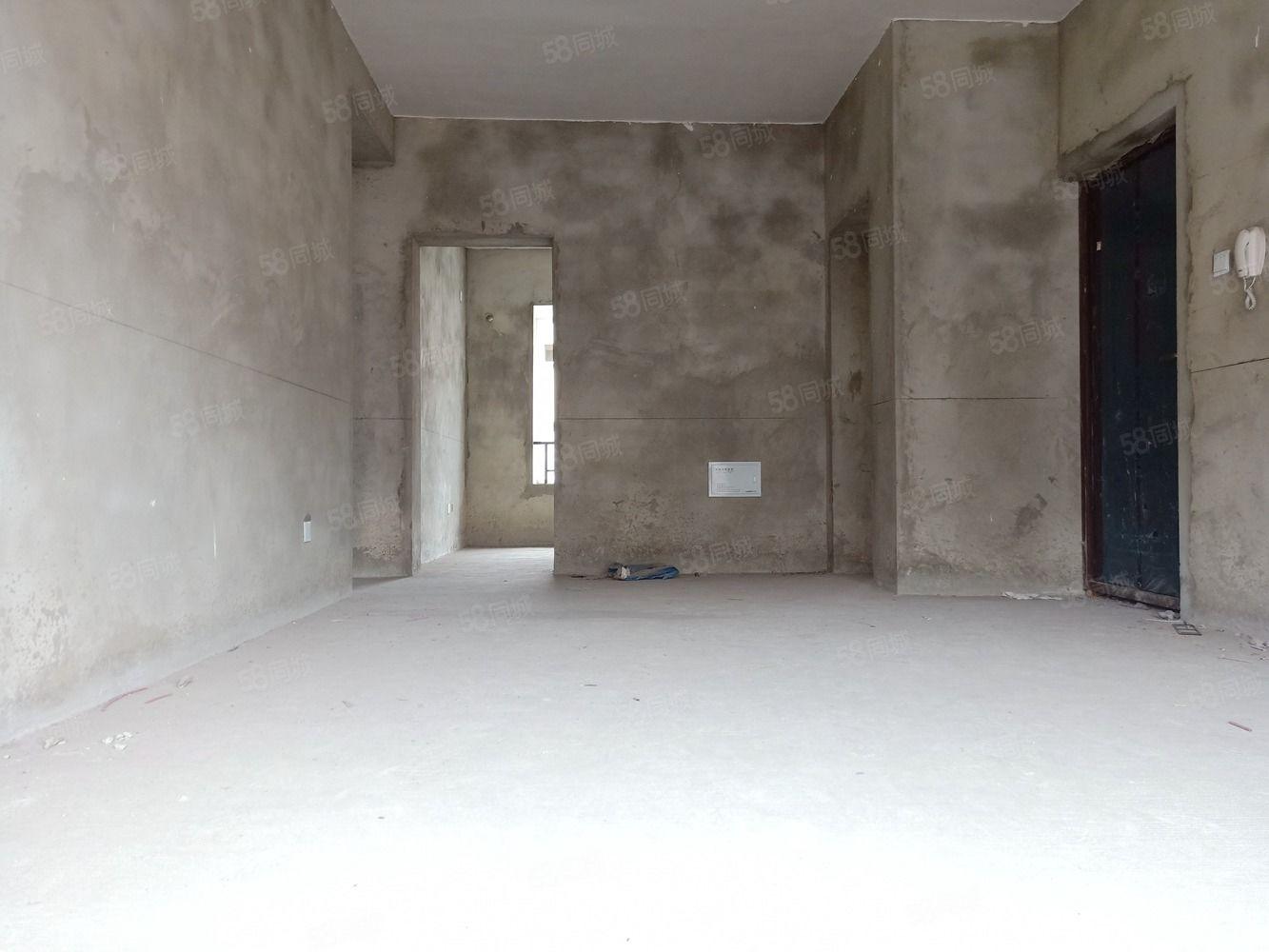三道堰景区房紧凑型套三户型设计合理