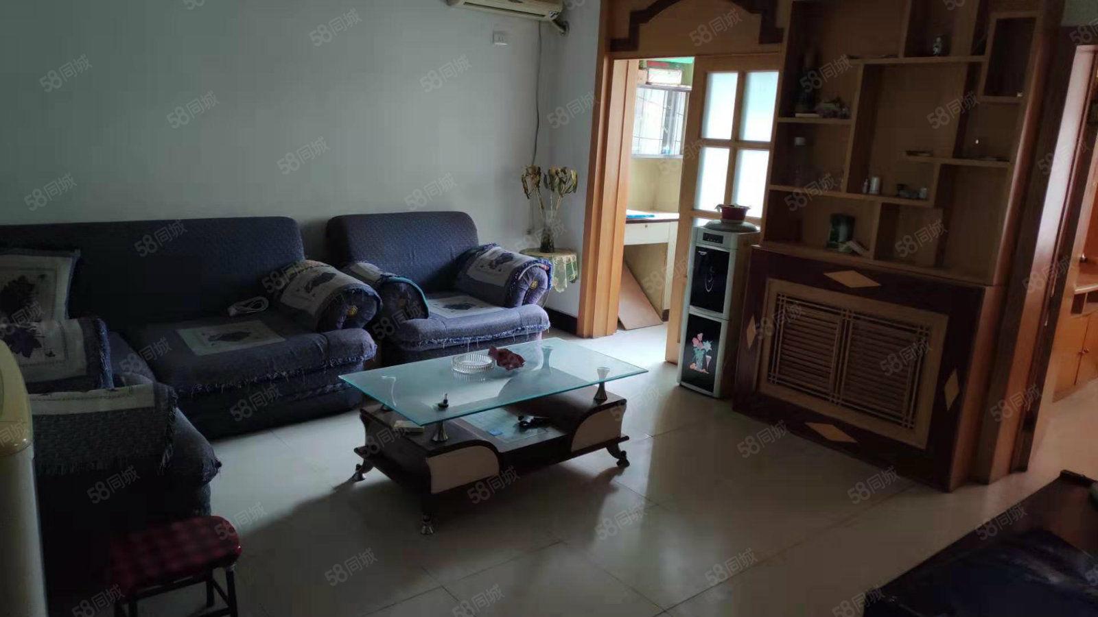 渭城三普桥市场附近安居二村家电家具齐全房屋拎包入住