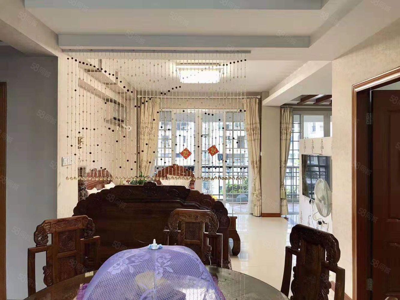新出香江红海园一期温馨奢华大四房,免税电梯高层诚意出售