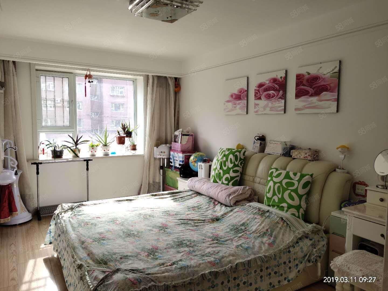 江灣路公安小區多層超大2居室精裝地熱僅售83萬