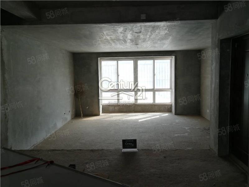 绿洲风景毛坯错层大四室带地下室六小六中可贷款!