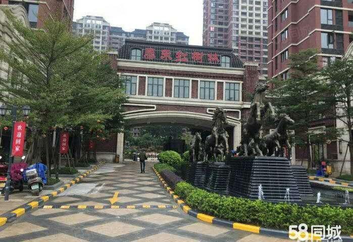 泰禾红树林复式楼电梯标准4房108送50平方万达华城边