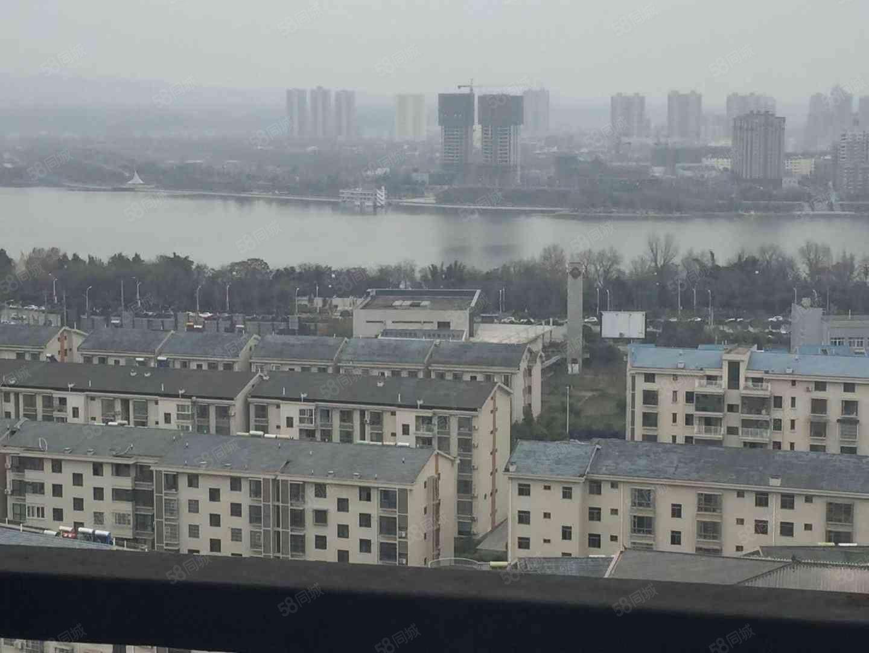 江边汉江新城网师苑,江景三室苏氏园林风情,只为更好的你!