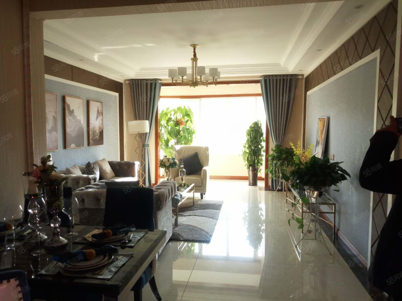 阅海万家F3区131平米有产证豪华装修带家具家电