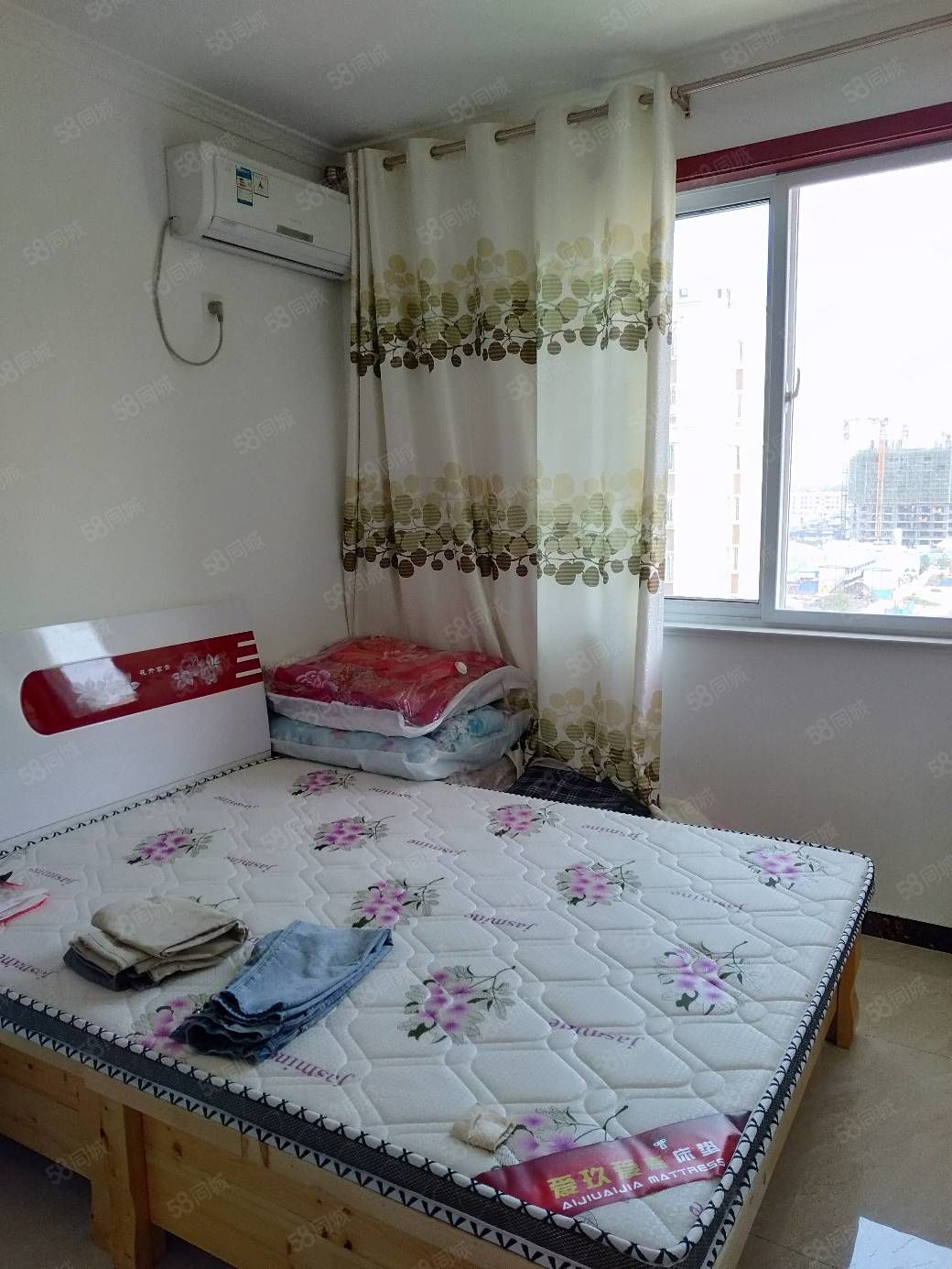 名馨花苑90平2室2厅1卫出租900月