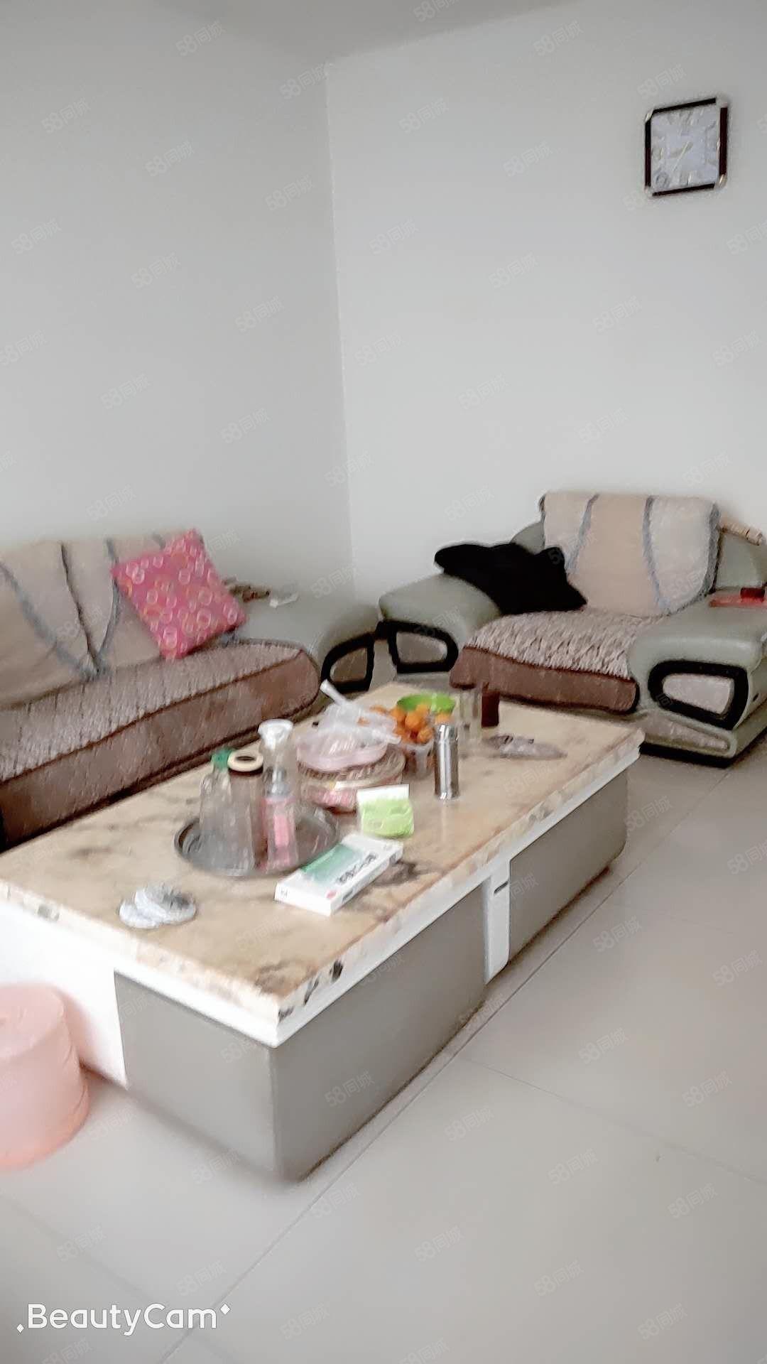 真正的河景房来了,精装修带家具家电。拎包入住哦