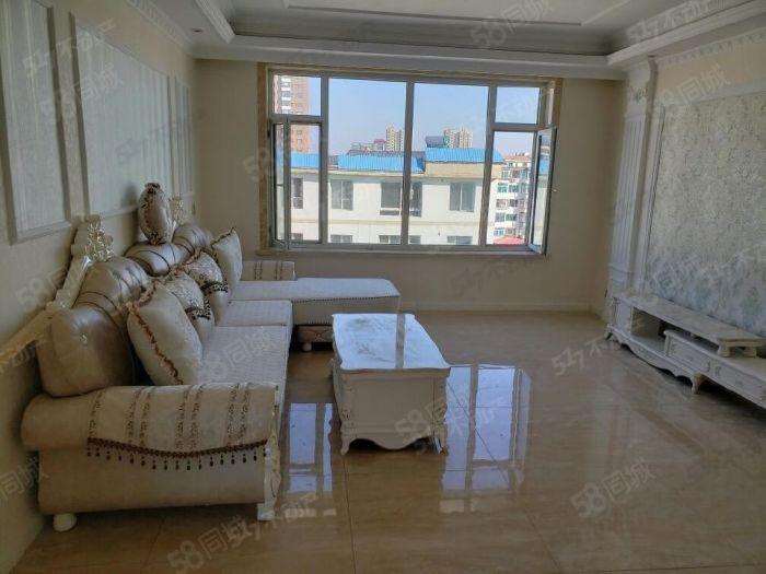 东街农发行家属楼6楼111平房照满2年,可按揭53.8万