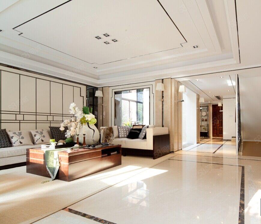 房东要置换精装修江景大平层,现在亏本出售中式合院别墅!