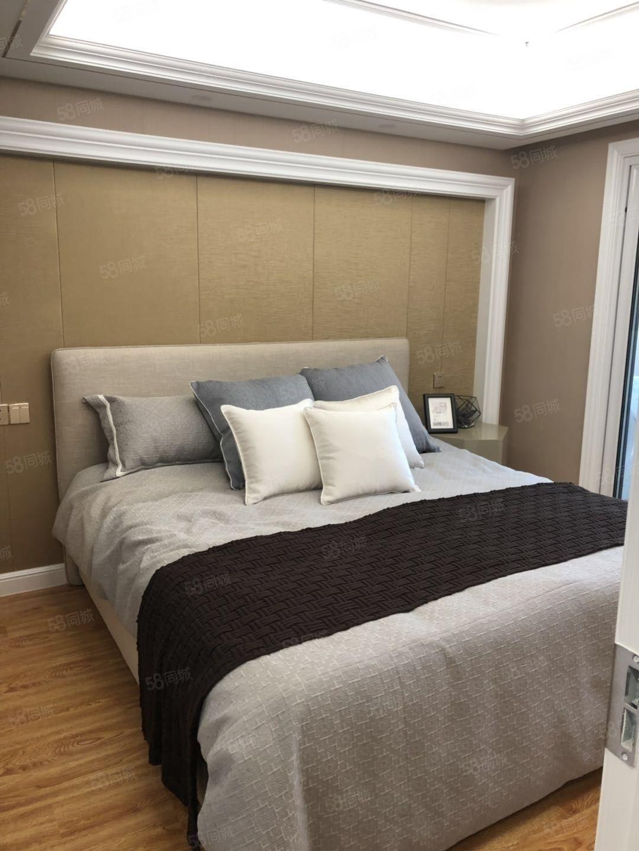 御龍灣公寓雄州地鐵口挑高5.5米二層得房率高急售