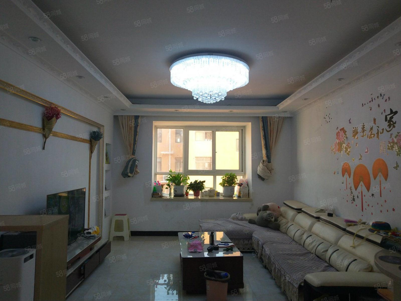 翔宇花园精装小高层洋房满二送家具家电可按揭看房方便