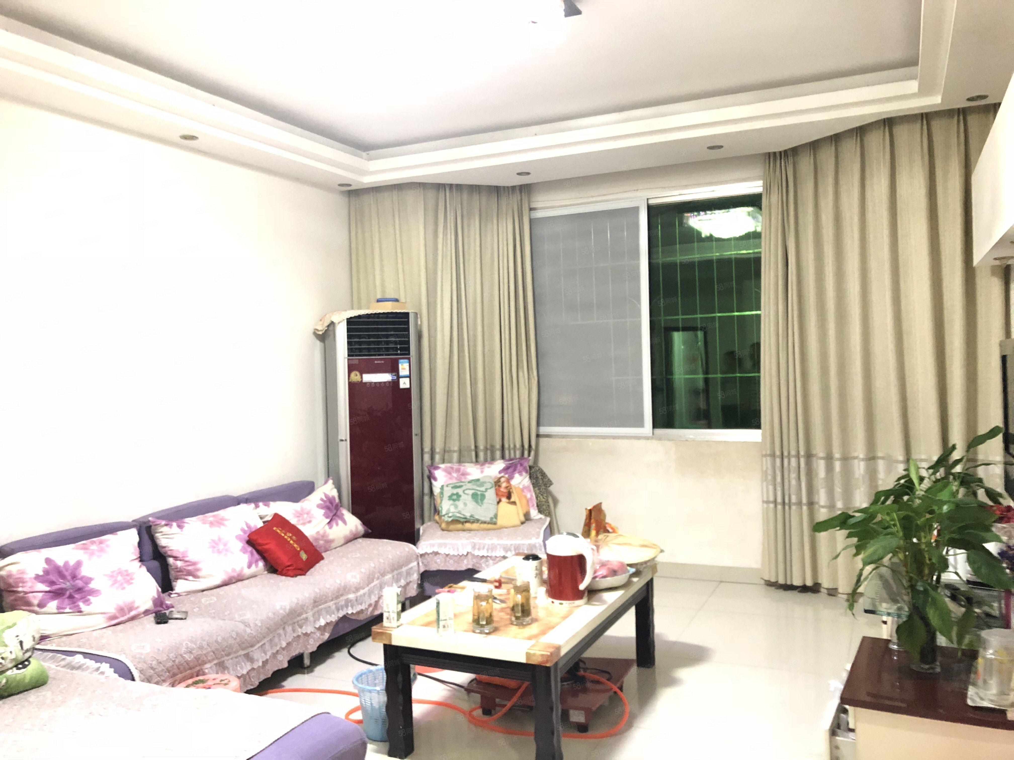 好房推荐后河财富广场旁低于市场价,首付12万,精装3房急售