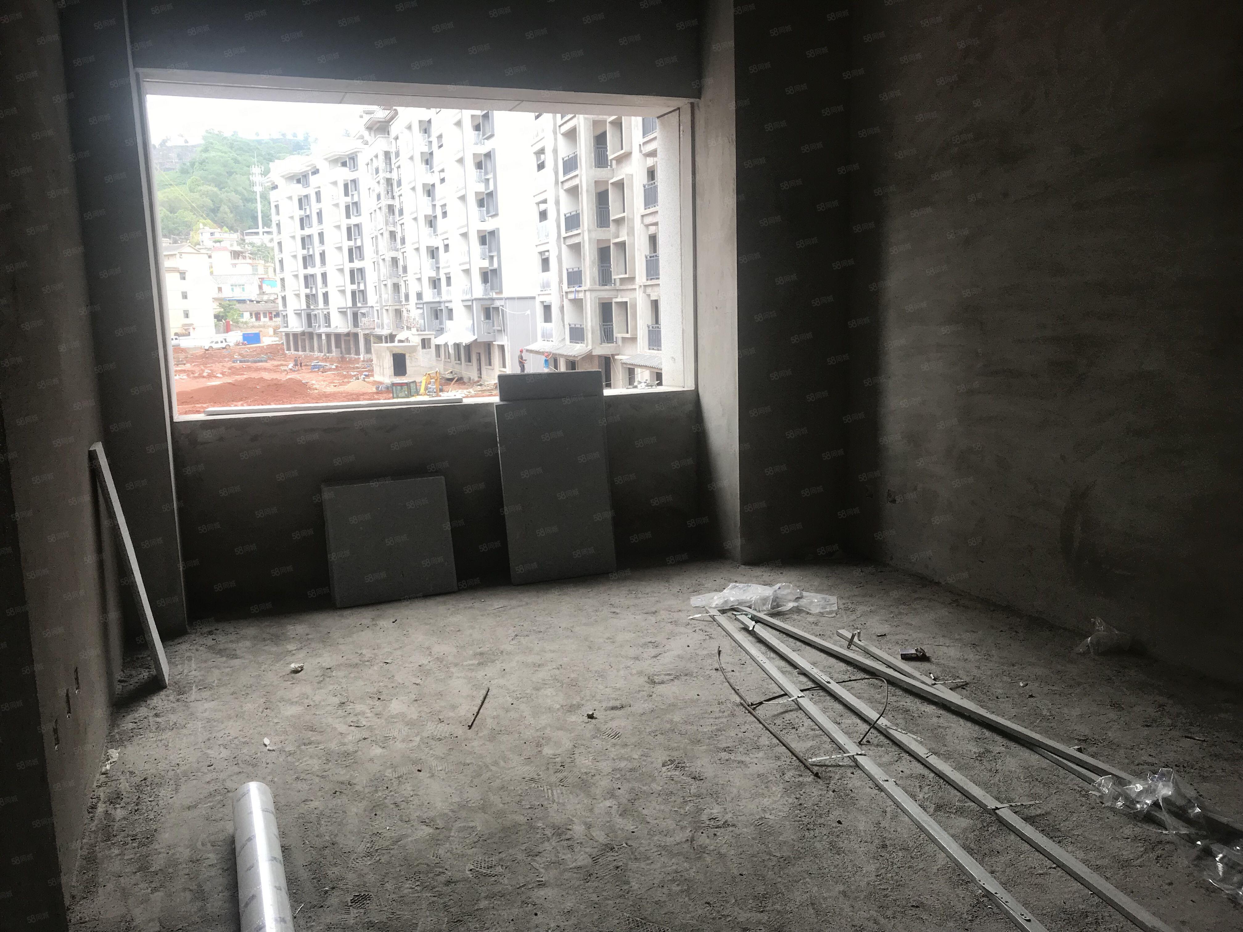 盛林河畔电梯公寓,首付6万即可42平到70平