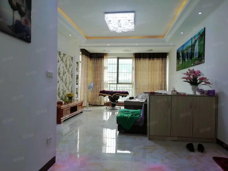 息烽南大街龙腾明苑临街精装3室2厅带家具关门卖100平55万