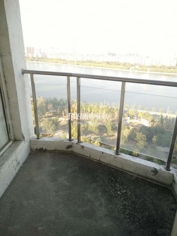 临河观景房实验双学区水墨林溪尚城143平无大税