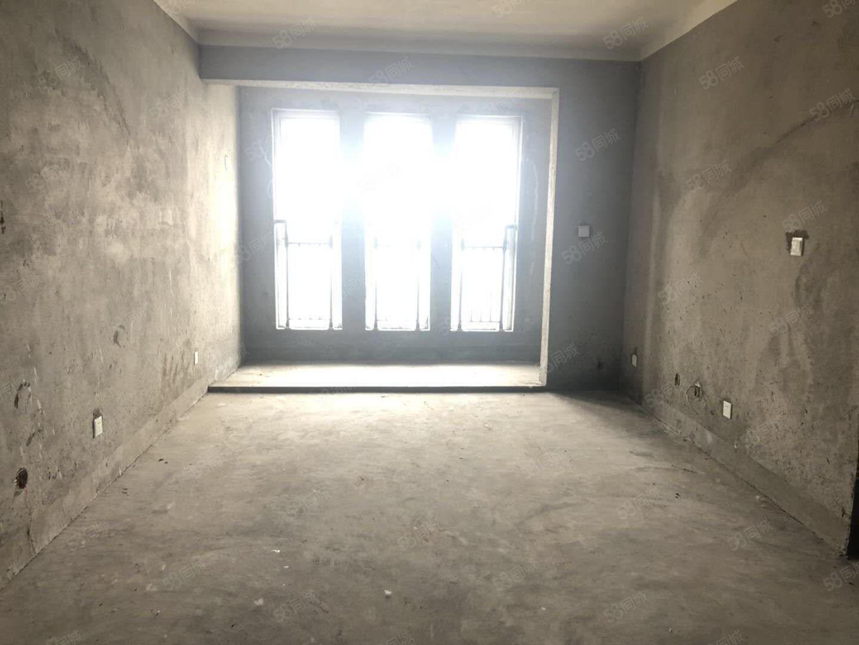 市區嘉瑞,家園景觀房毛坯三室,三開間朝南送個小書房價格50萬