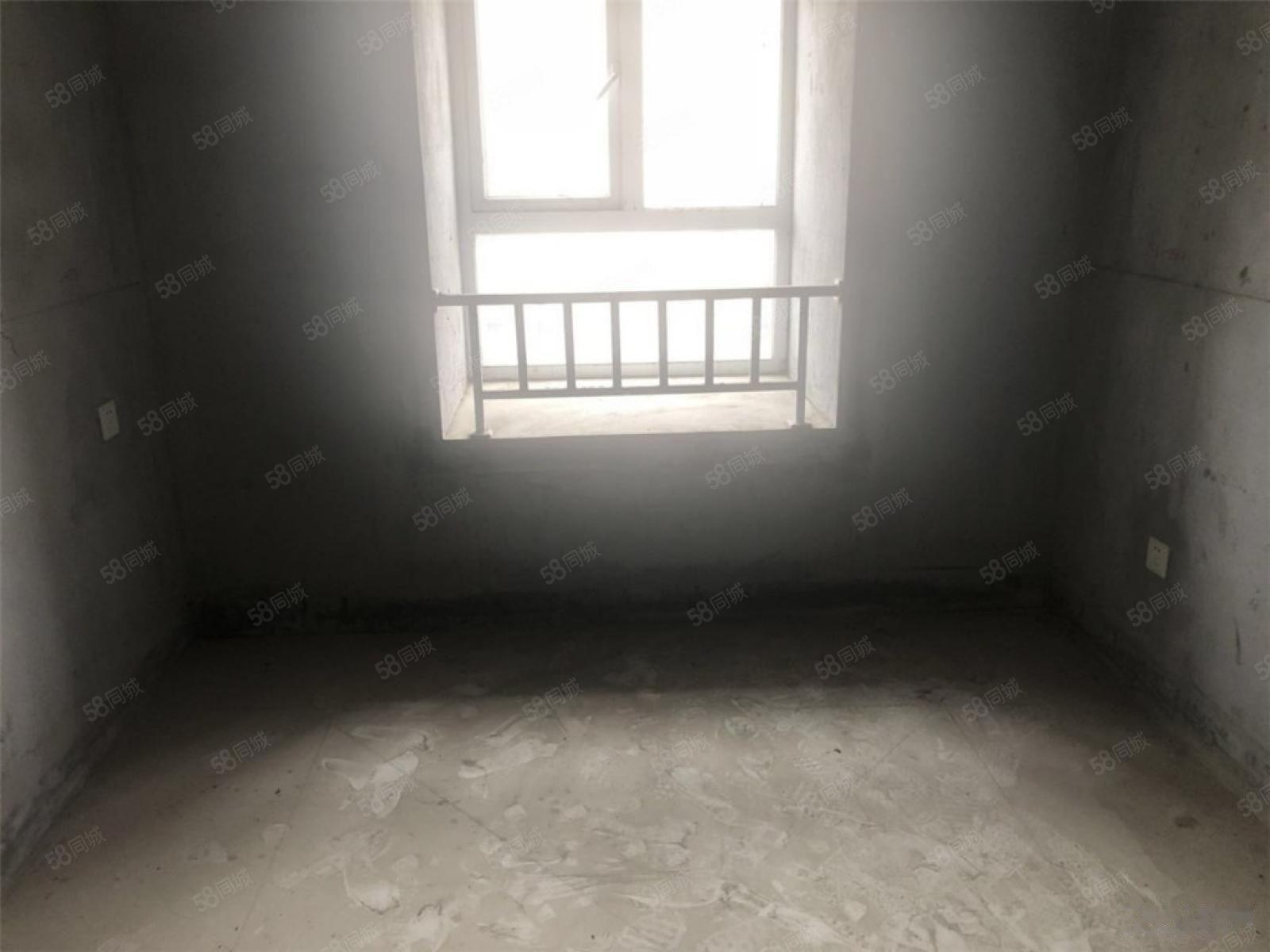 文承熙苑毛坯大三房改善首选采光无挡看房有钥匙