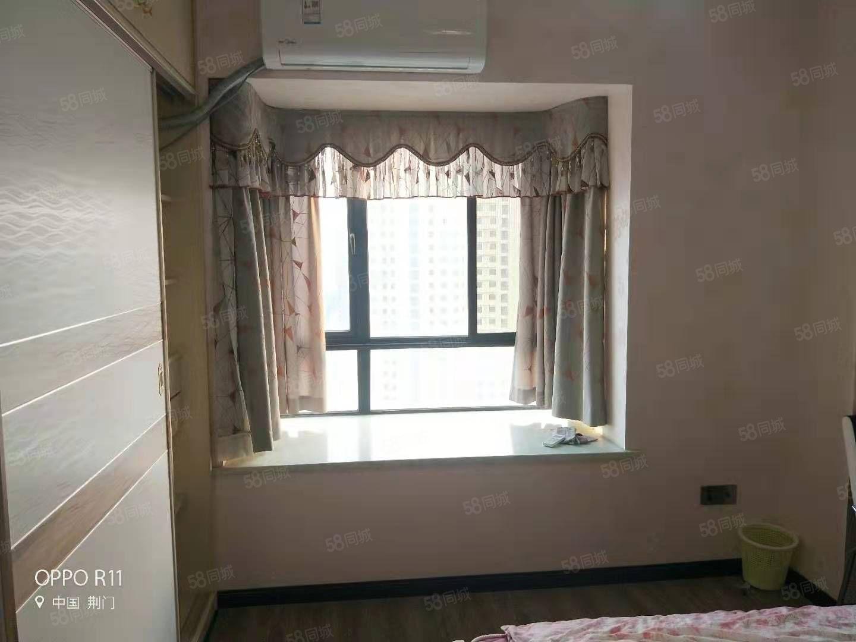 银河大厦精装温馨两居室家具家电齐全随时可入住