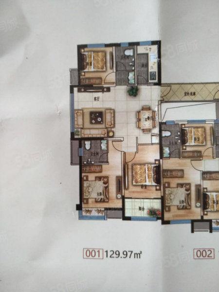 壹号学府一期楼房119平130平的都有急售