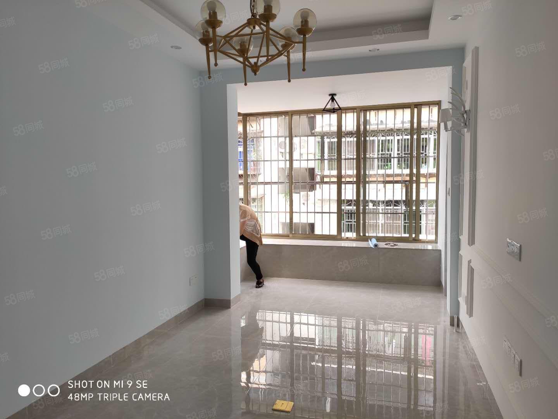 東安新村精裝三房,南北通透全新裝修,鑰匙在手,歡迎看房