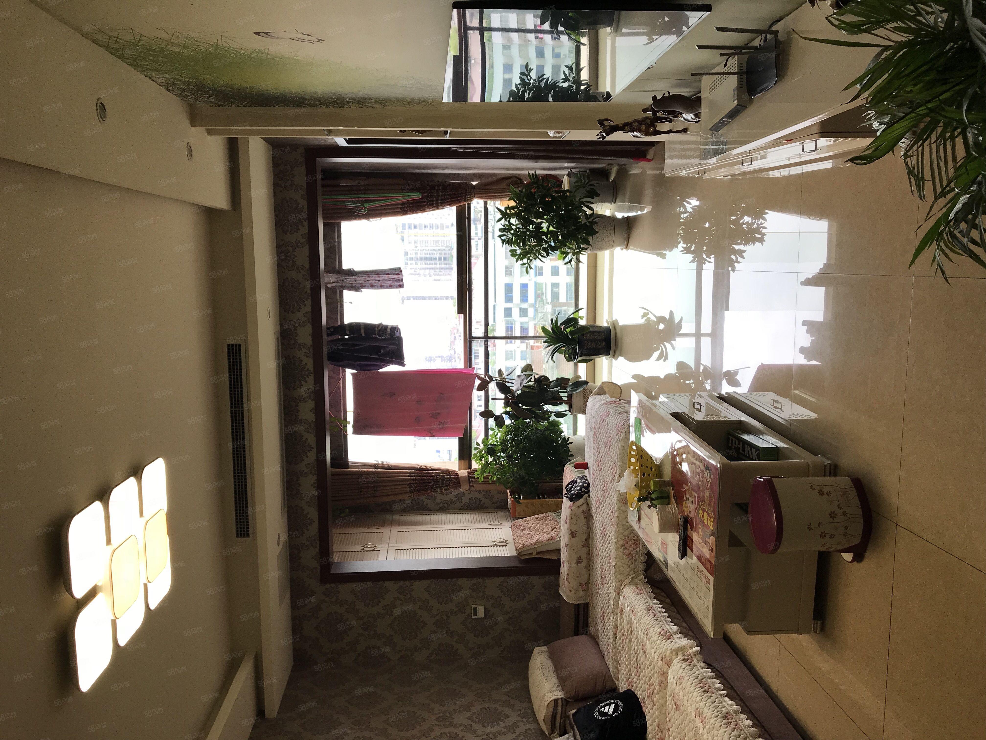 依山郡高樓層精裝三房,視野開闊,南北通透