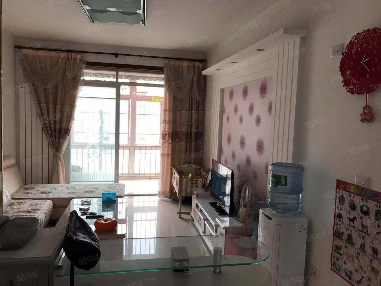 和諧園多層兩室精裝,家具家電齊全,南北通透,戶型好,