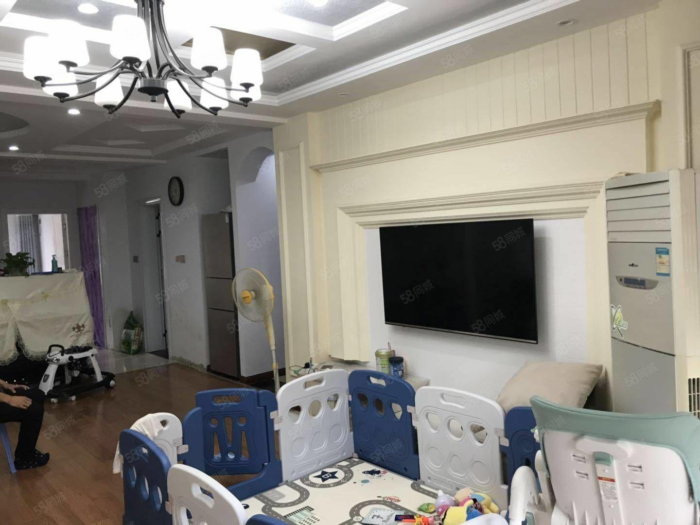 龍翔國際就讀城東學校精裝修3室2廳南北朝向看房方便