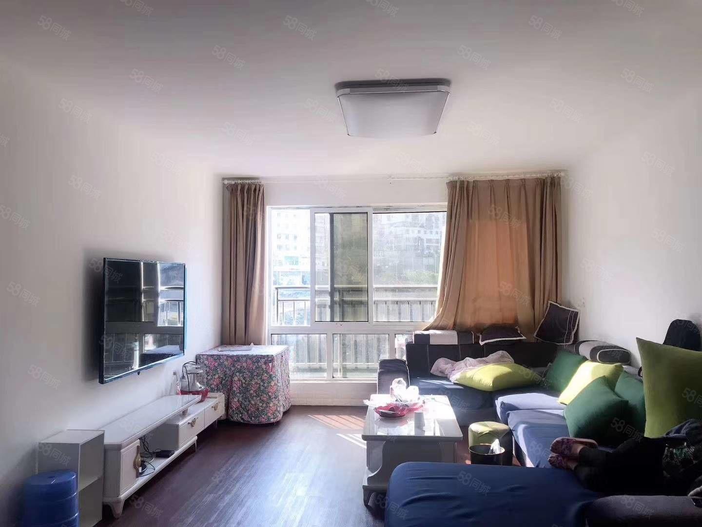山水江岸江景房急售,三室两厅两卫户型方正