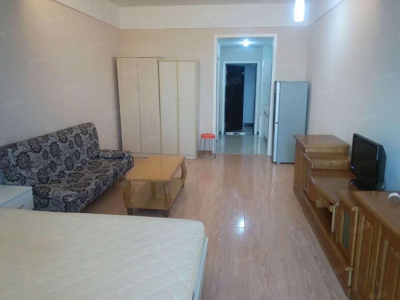 华夏世贸精装公寓可短租长租可优惠拎包入住