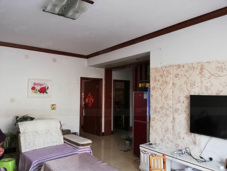 柳江路文萃江南对面临街2室2厅中装约98平满五唯一可贷款