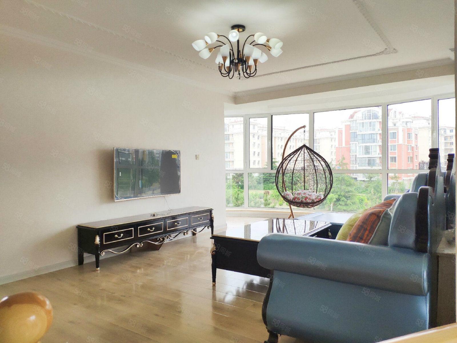 新出錯層大洋房,海林B2區4樓140平58.5萬三室兩廳兩衛