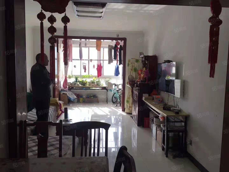 锦绣华庭小高层9楼简装3室带28平大储户型好72万包过户