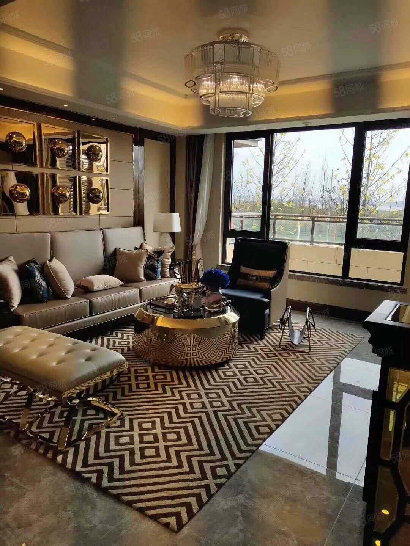 恒大濮园3室2厅1卫精装出售106万。