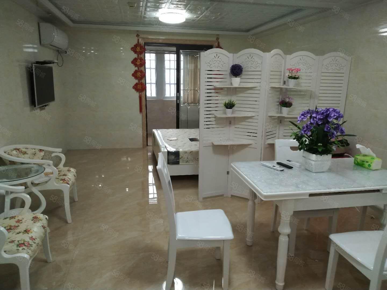 整租雨润中央1室1厅是情侣居住的好地方设配齐全
