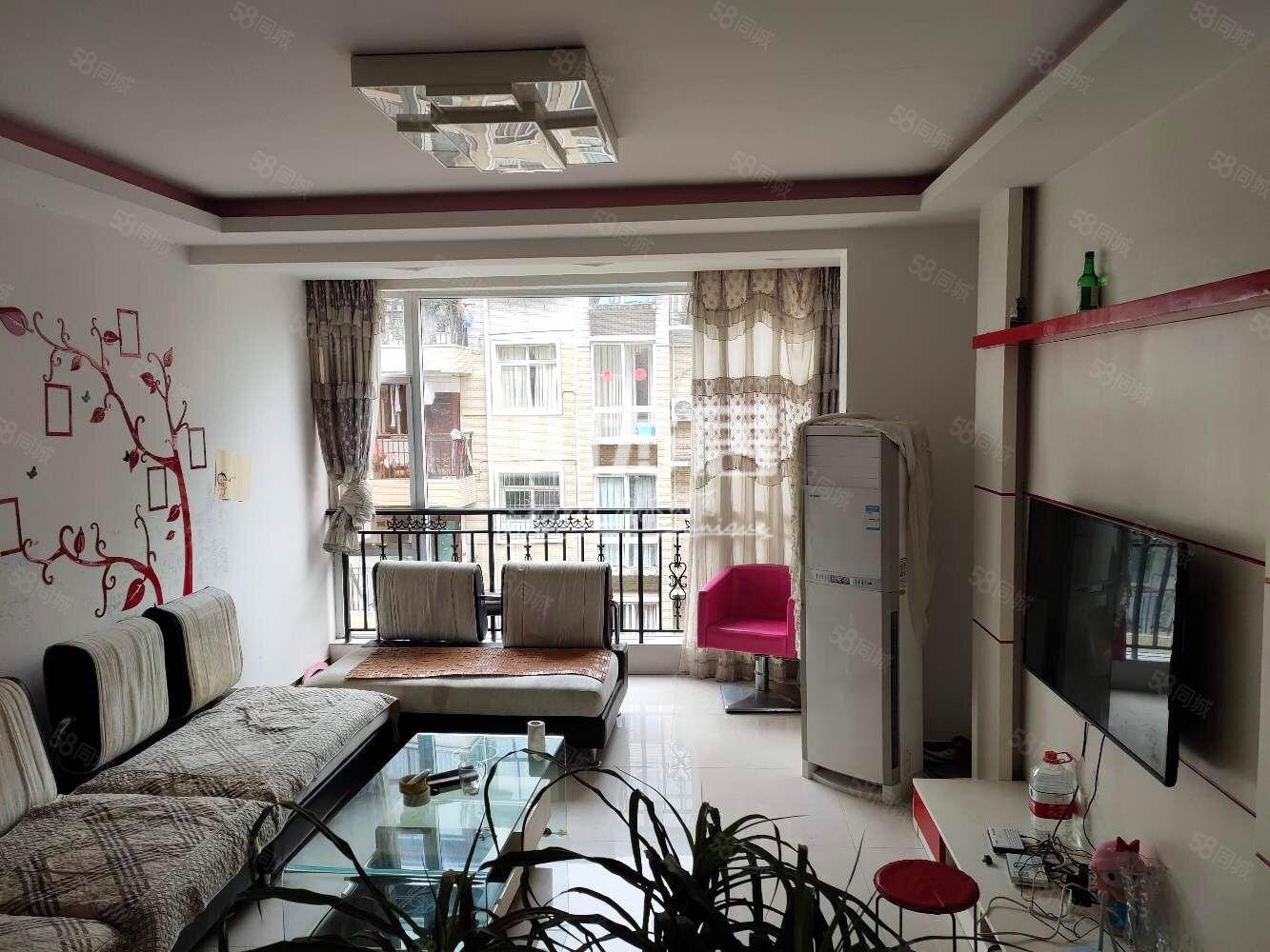 出售江北花园小区精装三房双证齐全可按揭随时看房