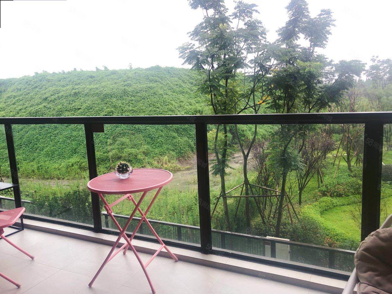 2000亩湿地公园河景房别墅,带平台花园,送一层