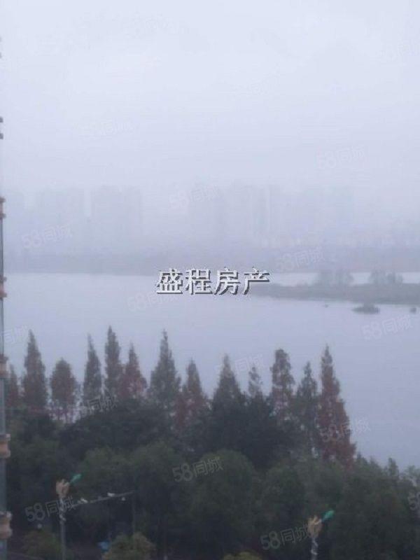 保利江语城纯中庭中间楼层斜看江低于市场3万块!