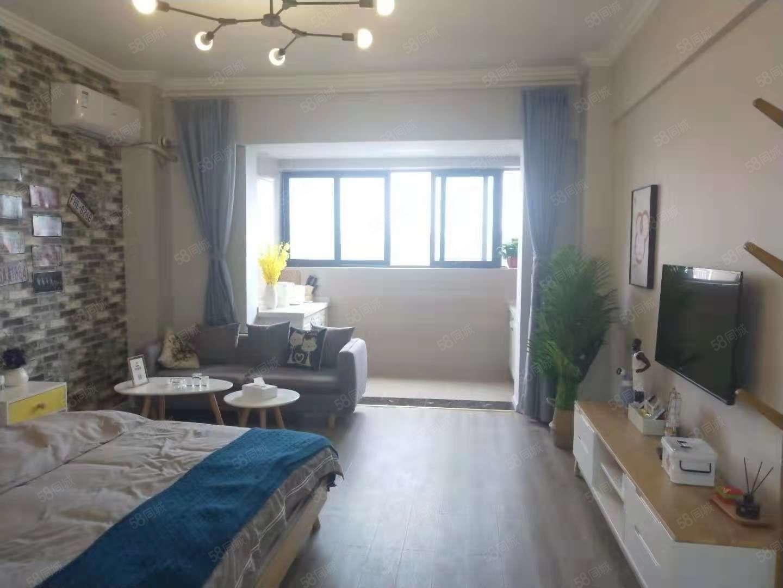 万达城精装跃层公寓套一改套二酒店民宿直接签约,即买即收租!