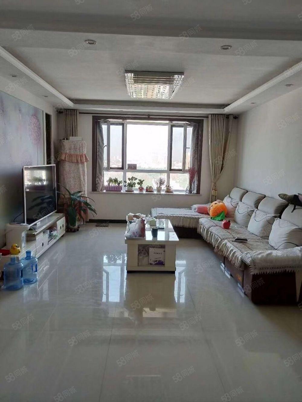 金惠花園裝修92萬三室兩廳兩衛首付47萬接30萬貸款