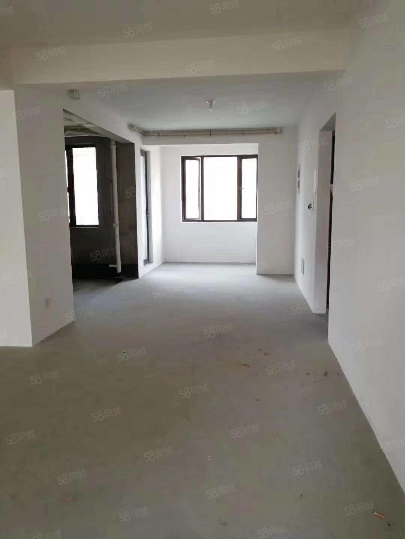 塘桥水蓝湾3楼三室二厅新空房报价139万