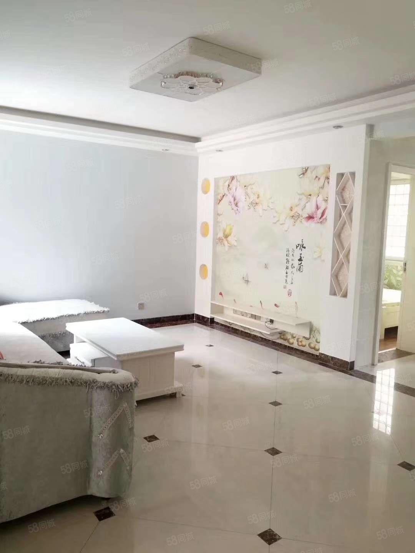 保过户77万佳和学区房悦龙城多层1楼108平米3室精装