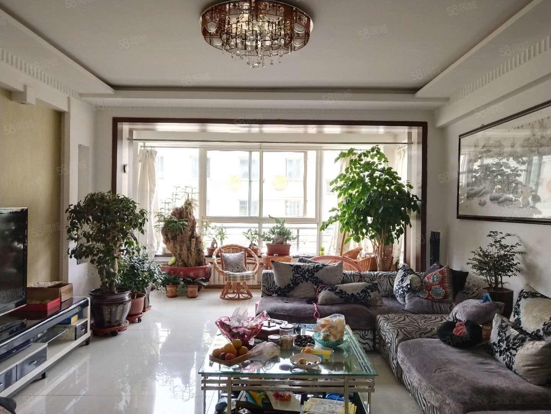陽光家園3室2廳1衛精裝修帶家具拎包入住