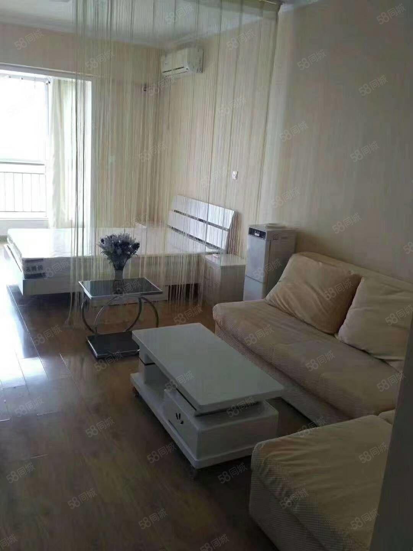 外滩香格里拉小公寓,家具家电齐全,拎包入住