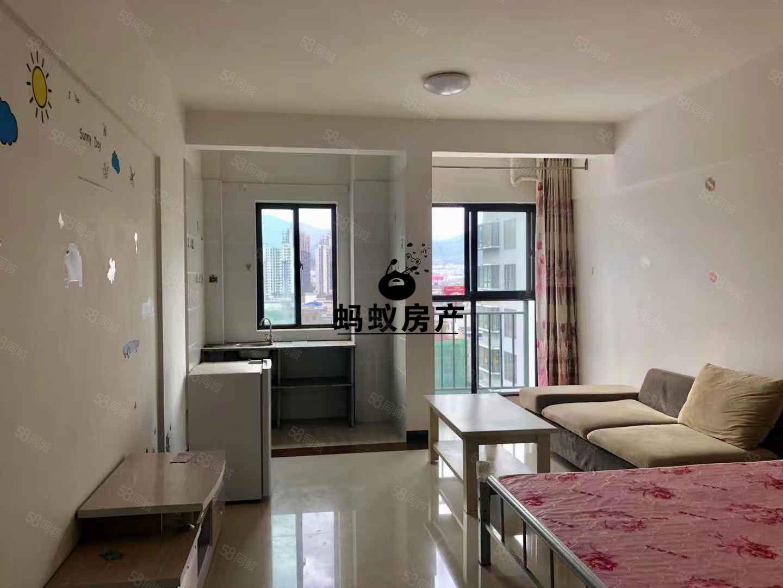 时代新都北部都市品质对面大平方公寓带冰箱洗衣机随时看