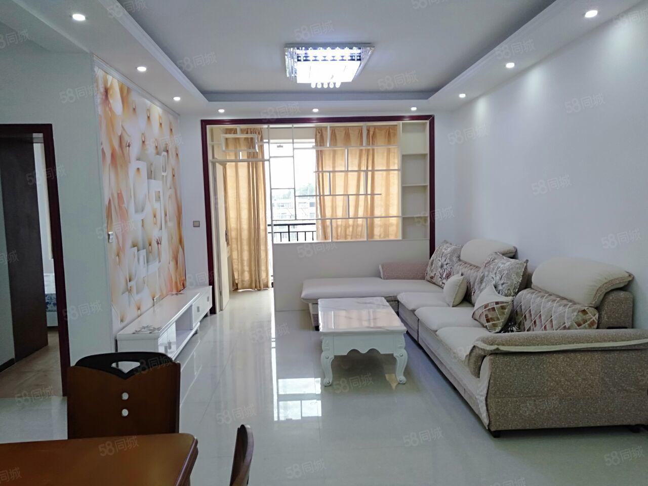 阳光香颂现浇房3室2厅1卫80平米精装修随时看房面议
