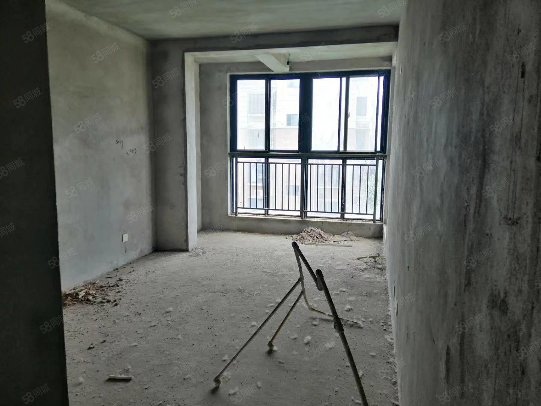 富园兰苑90平方两室毛坯房