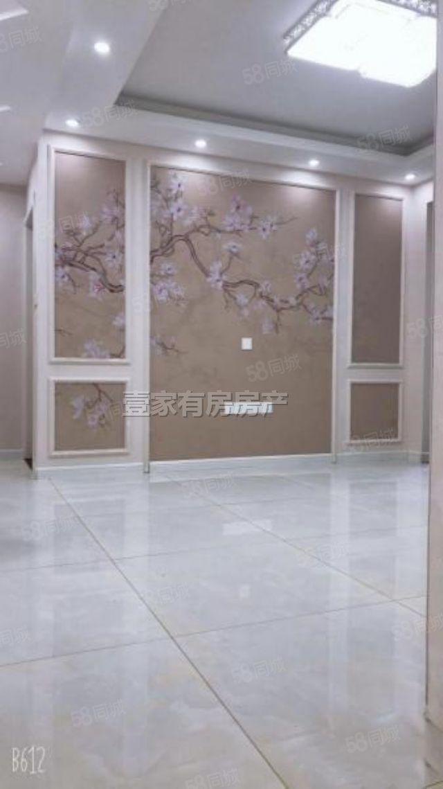 南门新城花语城东苑精装三房采光好位置佳南北通透拎包入