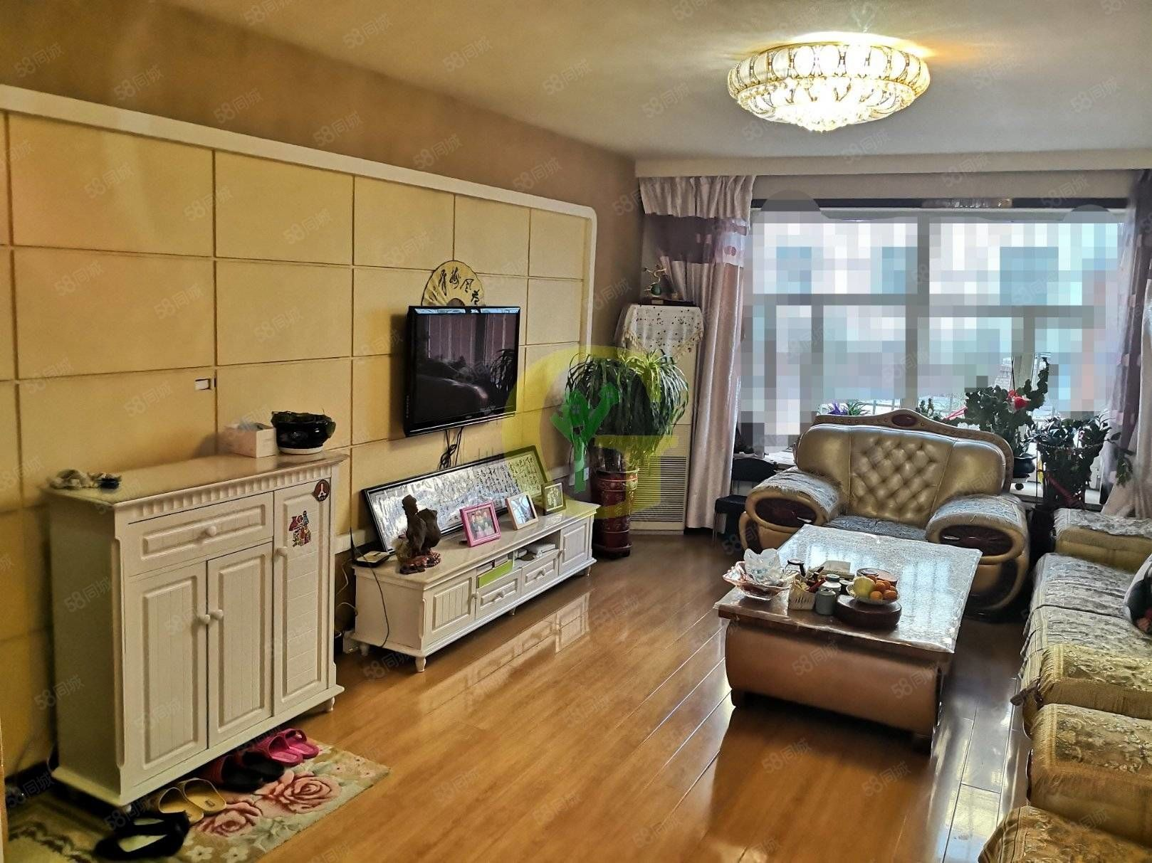 新盛園二樓三室,118平米,可貸款