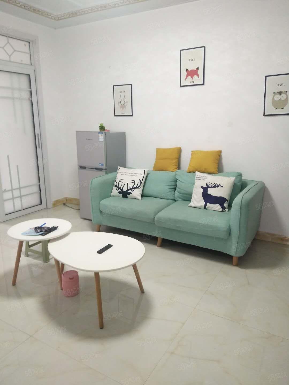 金三角玉湖美佳華時尚精裝溫馨公寓兩室,家電齊全,僅租1500