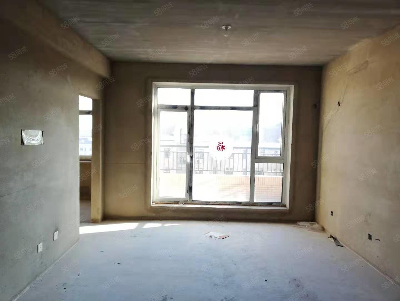 物以稀为贵巴黎春田电梯10楼小三室不把边小区中间位置